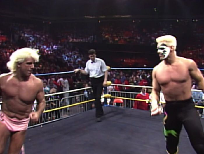 Starrcade 1989 - Ric Flair vs Sting