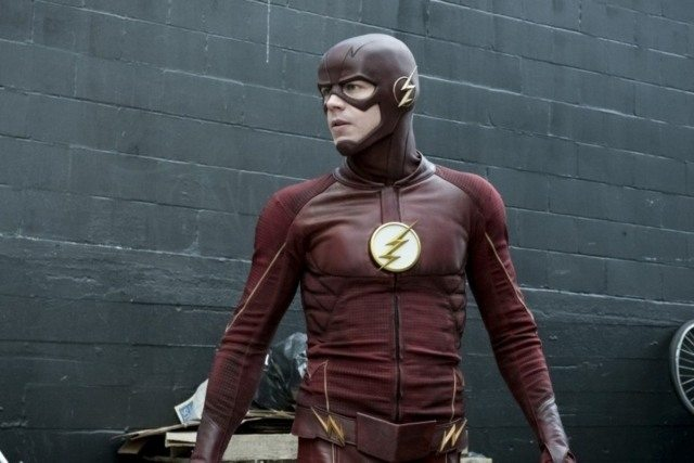 The Once and Future Flash - The Flash
