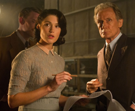 Their Finest movie - Gemma Arterton and Bill Nighy