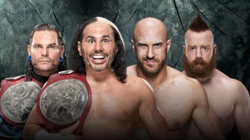 WWE Payback 2017 preview -Hardy Boyz vs Cesaro and Sheamus