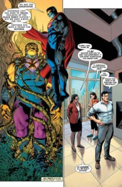 Action Comics #979 interior art