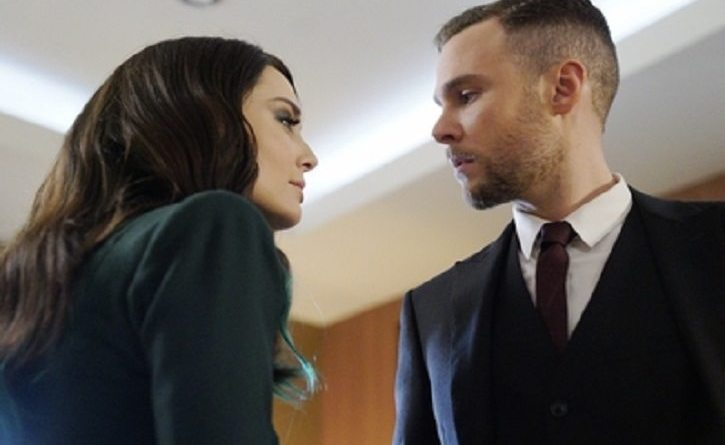 Agents of SHIELD Identity and Change -Madame Hydra and Fitz