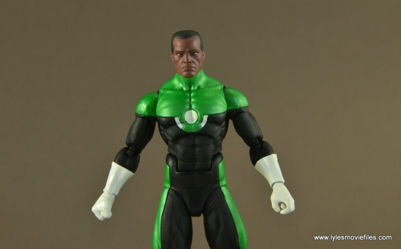 DC Icons John Stewart figure review - wide