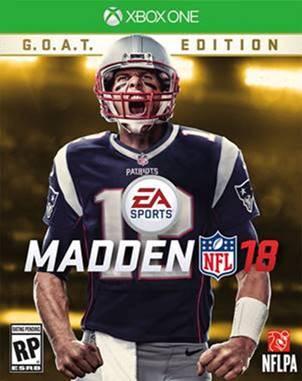 Brady Madden NFL 18