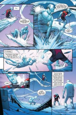 Iceman #1 page 2