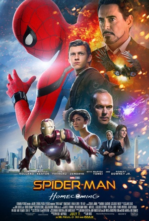 Spider-Man Homecoming trailer payoff poster