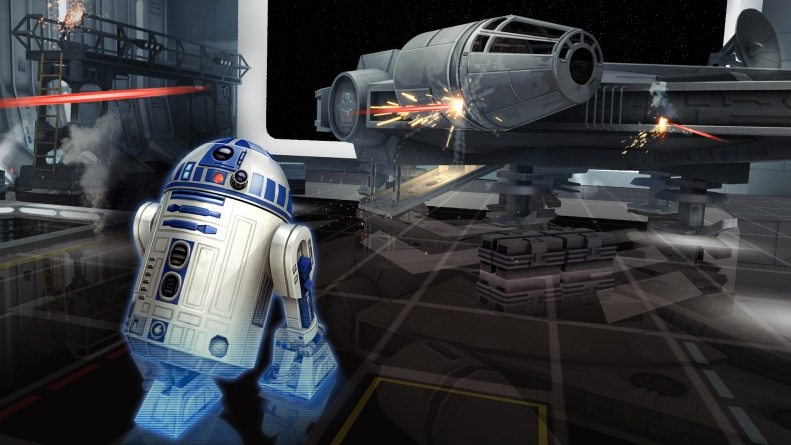 Star Wars A Galaxy of Heroes - R2-D2