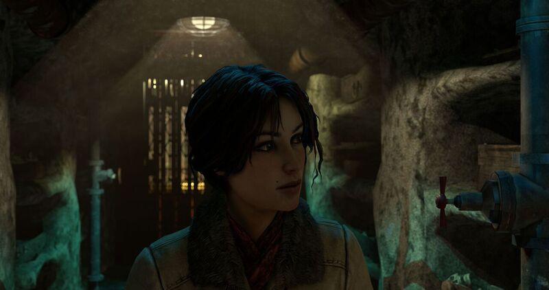 Syberia 3 - Kate Walker