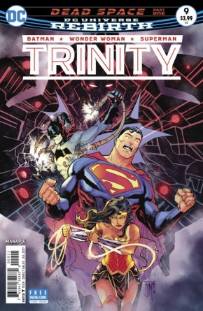 Trinity #9 cover