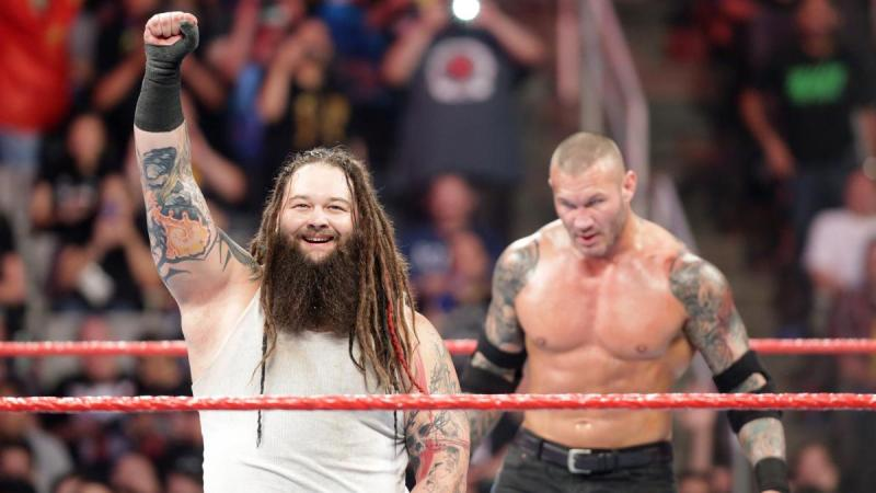 WWE Payback 2017 - Bray Wyatt vs Randy Orton House of Horrors Match
