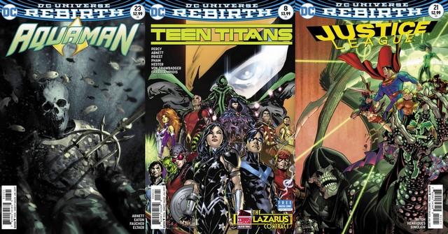 DC Comics 5/17/17