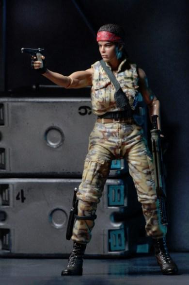 Aliens 12 reveals - Vasquez long