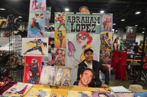 Awesome Con 2017 Abraham Lopez