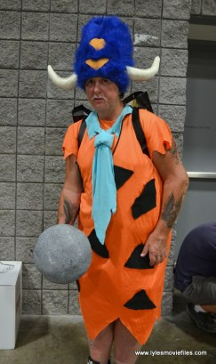 Awesome Con 2017 Day 2 cosplay - Fred Flinstone