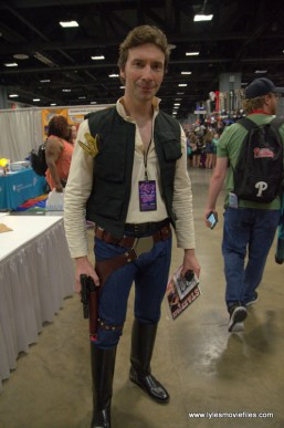 Awesome Con 2017 Day 2 cosplay - Han Solo