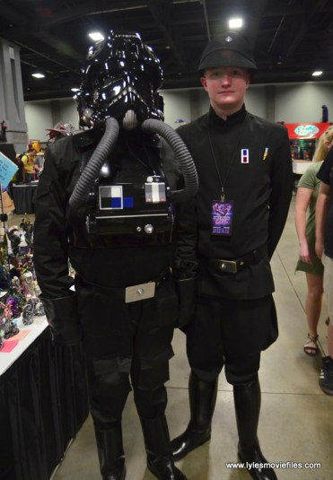 Awesome Con 2017 Day 2 cosplay -Imperial officers