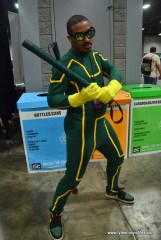 Awesome Con 2017 Day 2 cosplay -Kick-Ass