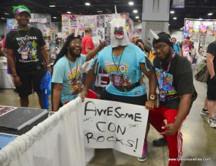 Awesome Con 2017 Day 2 cosplay - New Day