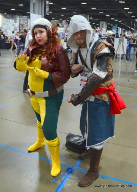 Awesome Con 2017 Day 2 cosplay -Rogue and Assassin's Creed