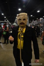 Awesome Con 2017 Day 2 cosplay - Sinestro Corps Scarecrow