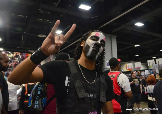 Awesome Con 2017 Day 2 cosplay - Tama Tonga