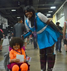 Awesome Con 2017 cosplay Day 1 Friday - Velma and