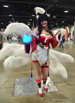 Awesome Con 2017 cosplay Day 1 Friday -full shot