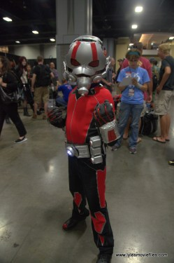 Awesome Con 2017 cosplay Friday - Ant-Man 2