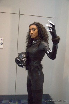 Awesome Con 2017 cosplay Friday -Black Panther