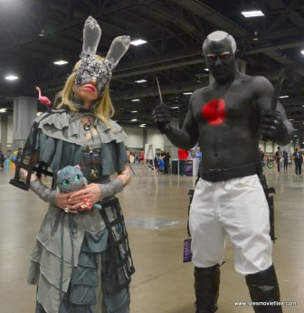 Awesome Con 2017 cosplay Friday - Bloodshot