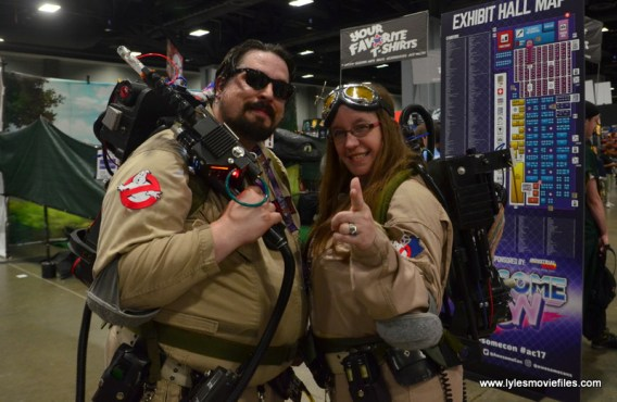 Awesome Con 2017 cosplay Friday -Ghostbusters