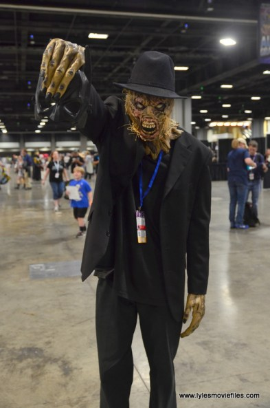 Awesome Con 2017 cosplay Friday -Scarecrow