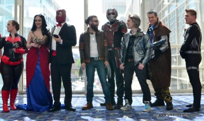 Awesome Con 2017 cosplay wedding groomsmen