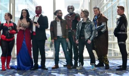 Awesome Con 2017 cosplay wedding groomsmen