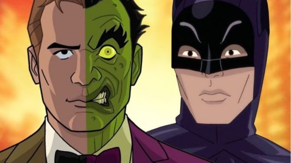 Batman vs Two-Face