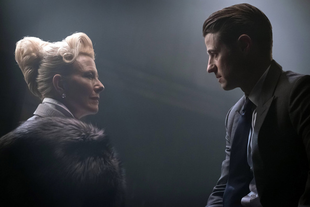 Gotham All Will Be Judged review - Kathryn and Gordon