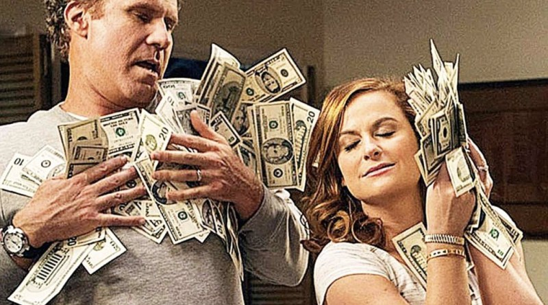 The House giveaway - Will Ferrell and Amy Poehler