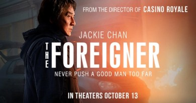 Jackie Chan and Pierce Brosnan collide in The Foreigner trailer