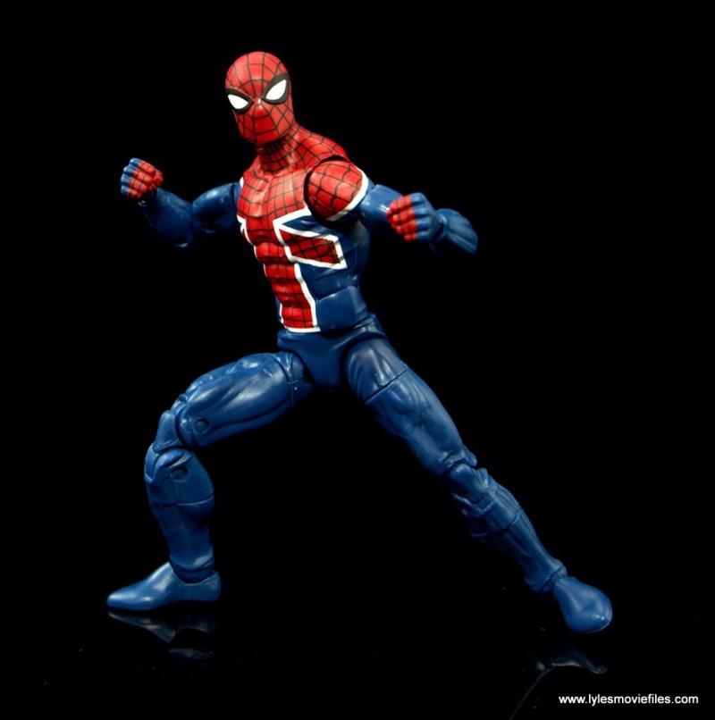Marvel Legends Spider-Man UK figure review - battle ready
