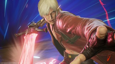 Marvel vs Capcom Infinite Dante