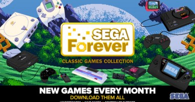 Check out the first games coming to SEGA Forever