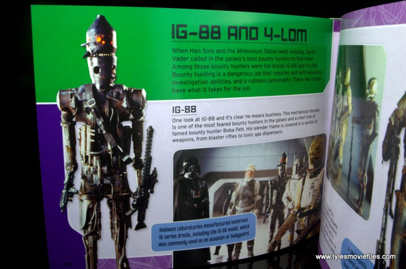 Star Wars Builders Droids set -IG-88 page