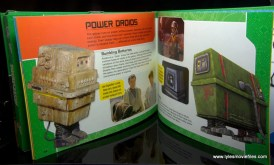 Star Wars Builders Droids set -pages