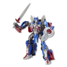 TRANSFORMERS THE LAST KNIGHT VOYAGER CLASS OPTIMUS PRIME Figure_Robot Mode