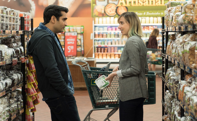 The Big Sick - Kumail and Emily