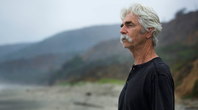 The Hero giveaway Sam Elliot