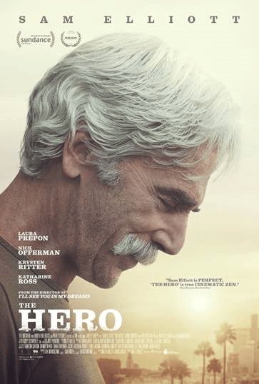 The Hero giveaway poster