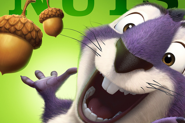 The Nut Job 2 Nutty by Nature character posters - SURLY