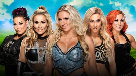 WWE Money in the Bank 2017 preview - Charlotte Flair vs Carmella vs Tamina vs Natalya vs Becky Lynch