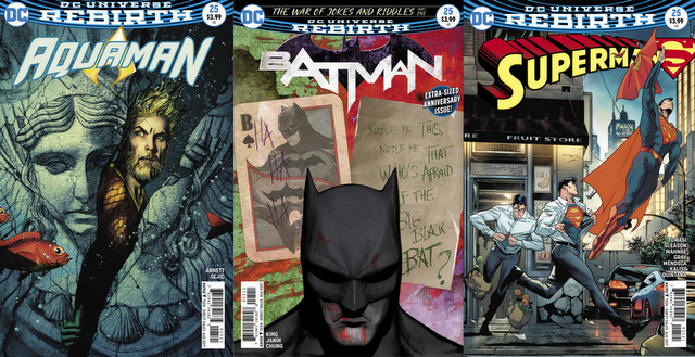 DC Comics for week of 6/21/17